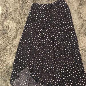 Women's wrap skirt